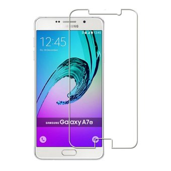 Tempered Glass For Samsung Galaxy A7(2016) A7100 (Clear)
