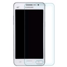 Tempered Glass For Samsung Galaxy Grand Prime G530 (Clear) With Free Tempered Glass (