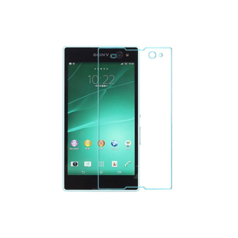 Tempered Glass for Sony Xperia C3 (Clear)