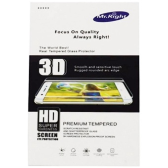Tempered Glass For Vivo Y53 (Clear)