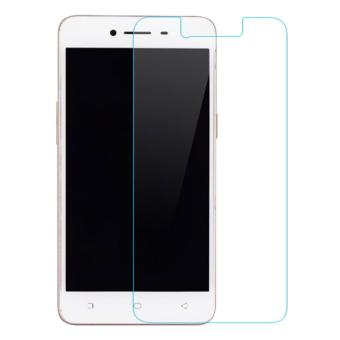 Tempered Glass Full Screen Protector HD For Oppo A37 (Clear) - 4