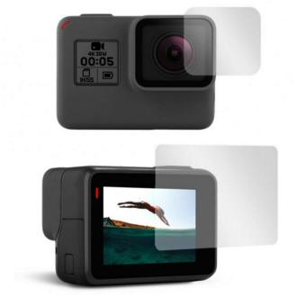 Tempered Glass LCD Screen Protector for GoPro Hero 5