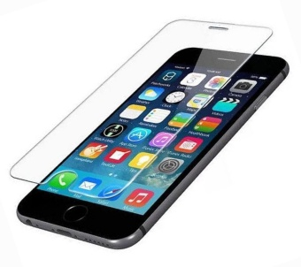 Tempered Glass Screen Guard Protector For Iphone 6/6S With FreeUnique Spinner