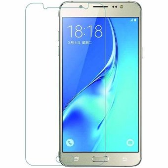 Tempered Glass Screen Protection for Samsung Galaxy J7 2016 (Clear)