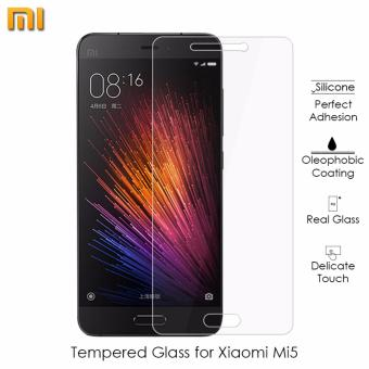Tempered Glass Screen Protection For Xiaomi Mi 5 (Clear)