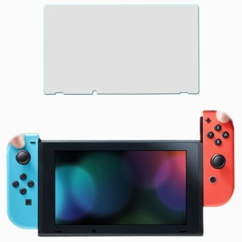 Tempered Glass Screen Protector Film Guard Shield for NintendoSwitch - intl - 4