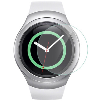 Tempered Glass Screen Protector for Samsung Galaxy Gear S2 - Intl