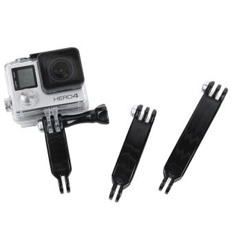 TMC 3 in 1 Nylon Extension Arm Set for GoPro Hero4 / 3+ / 3 / 2 / 1(Black) - picture 2