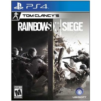 Tom Clancy's Rainbow Six Siege Game R3 for PS4