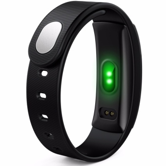 Top Starlight QS80 Bluetooth Smart Band Bracelet Wristband Heart Rate Sedentary Reminder Sleep Monitoring for IOS Android Smartphone - intl - 3