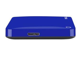 Toshiba Canvio Connect II V8 1TB USB 3.0 Portable Hard Drive(Liquid Blue) - 4