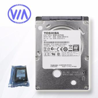TOSHIBA Laptop 5400rpm Hard Drive Disk 500GB