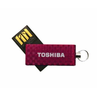 Toshiba Mini 360 USB Flash Drive 32GB (Red)