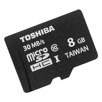Toshiba UHS-1 microSDHC Class 10 8GB SD-C008GR7AR30 - picture 2