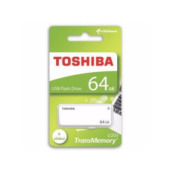 Toshiba Yamabiko U203 64GB TransMemory USB 2.0 Flash Drive -EXCLUSIVE MODEL - 2