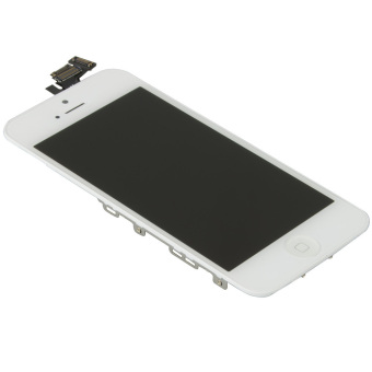 Touch LCD Screen for iPhone 5 (White)- - intl