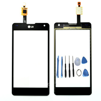 Touch Screen Digitizer Replace Parts Glass for LG Optimus G E975 GT-LS970 F180 - Intl
