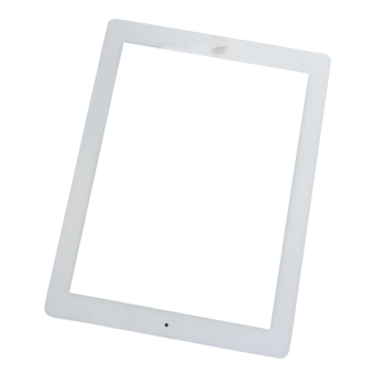 Touch Screen Glass Digitizer Assembly for iPad 2 (White)