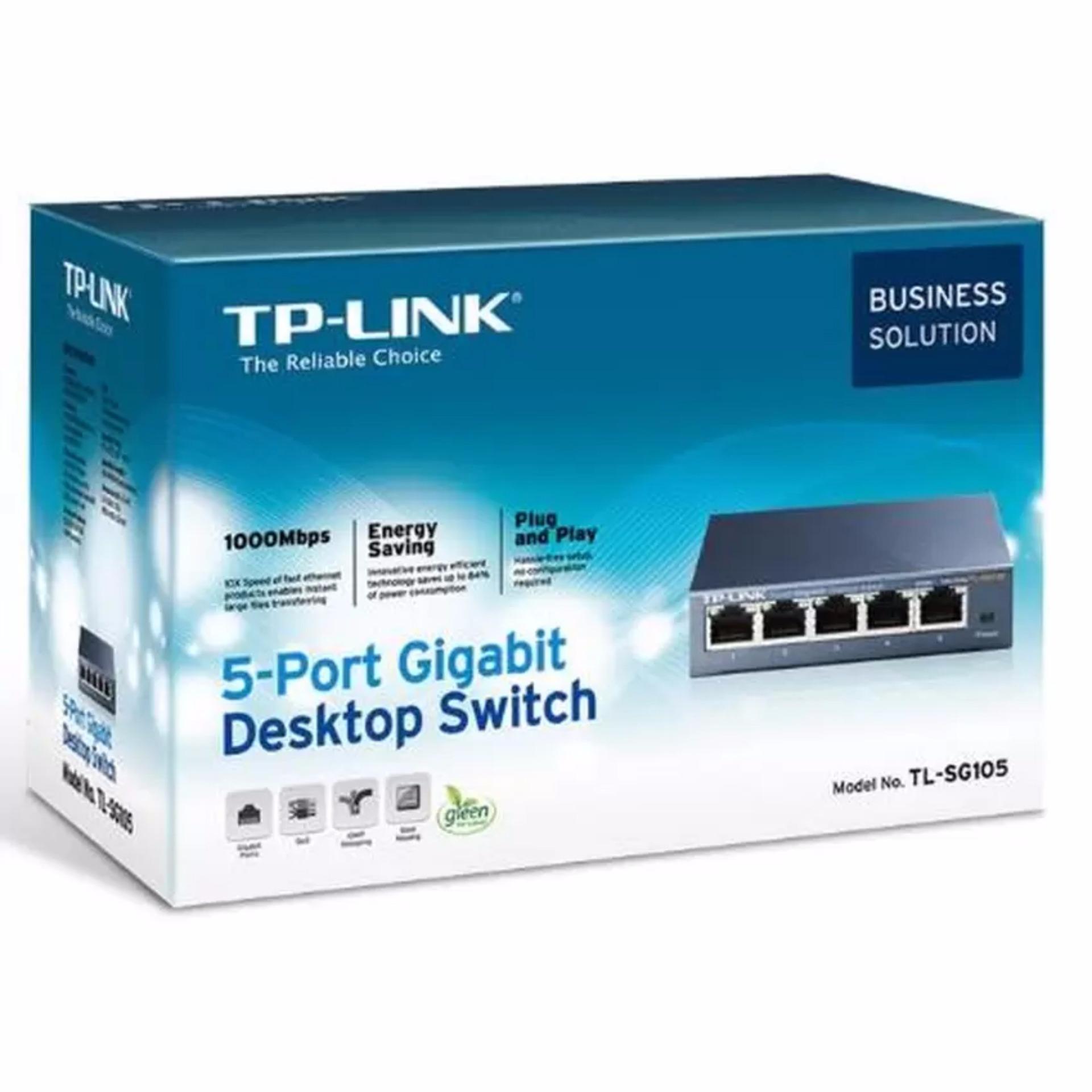 Philippines Tp Link Tl Sg105 5 Port 10 100 1000mbps Gigabit Switch 1000 Mbps Sg1024d 24 Desktop