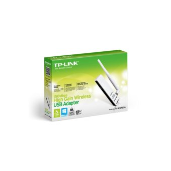 Tp-Link TL-WN722N High Gain Wireless Usb Adapter 150mbps