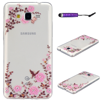TPU Case for Samsung Galaxy Grand Prime G530 (Clear) - Intl