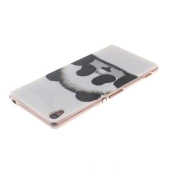 TPU Flexible Soft Case for Sony Xperia Z3 (Panda) - intl - 3