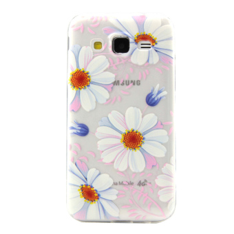 TPU Gel Shell Case for Samsung Galaxy Core Prime SM-G360 (Multicolor) - intl