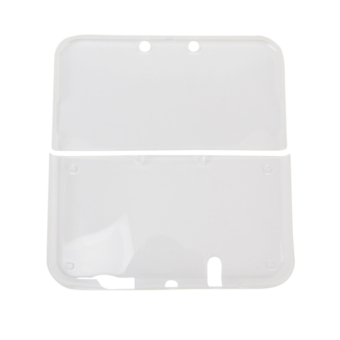 TPU Protective Cover for New Nintendo 3DS (Clear)