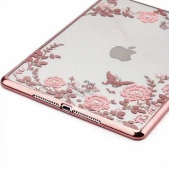 TPU silicon case cover for Apple Ipad Air 2/Air2 (Rose) - Intl - 4