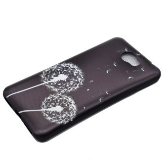 TPU Silicone Case Cover for Huawei Y5 II / Y5 2 (Dandelion) - intl - 4