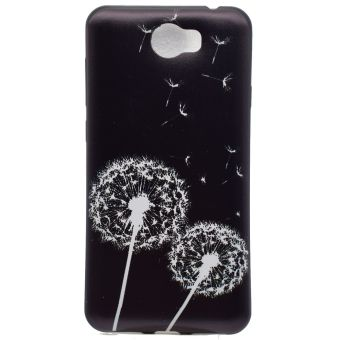 TPU Silicone Case Cover for Huawei Y5 II / Y5 2 (Dandelion) - intl - 2