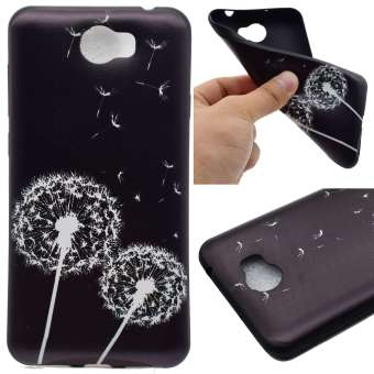TPU Silicone Case Cover for Huawei Y5 II / Y5 2 (Dandelion) - intl
