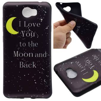 TPU Silicone Case Cover for Huawei Y5 II / Y5 2 (I Love You) - intl
