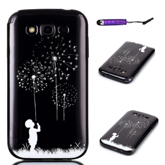 TPU Soft Case for Samsung Galaxy Grand Neo i9060 / Duos i9082 (Black) - Intl