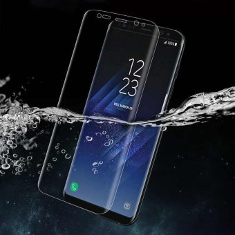 TPU Soft Film Screen Protector Guard Cover For Samsung Galaxy S8Explosion-proof - intl