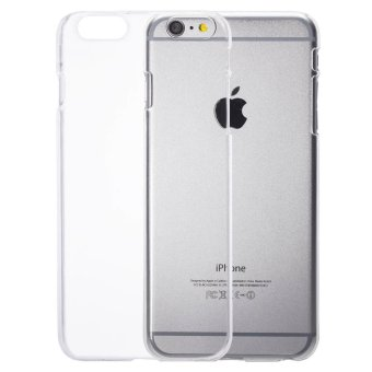 TPU Thin Clear Transparent Senior Case for Apple iPhone 6 Plus/6sPlus (Clear)