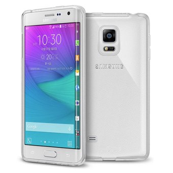 TPU Ultra Thin Crystal Case for Samsung Galaxy Note Edge (Clear)
