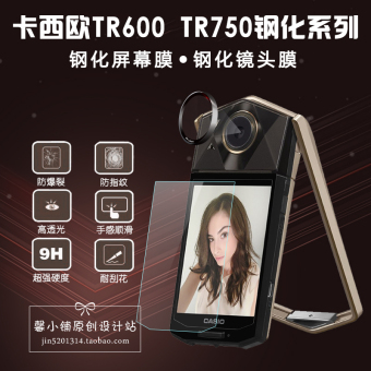 Tr750/tr600 lens tempered film screen protective film
