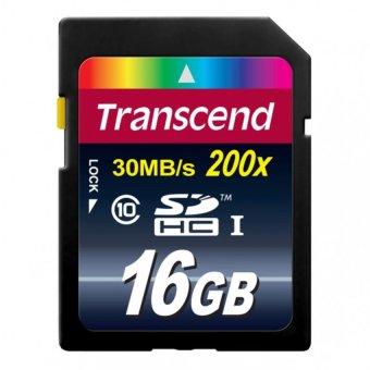 Transcend Class 10 16GB SD Card - picture 2
