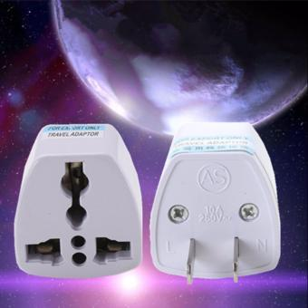 Travel Converter Adaptor American US standard conversion plugMulti-purpose plug for USA/Canada/JAPAN/Brazil/Philippines/Thailand Price Philippines