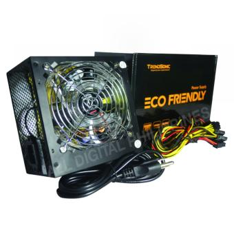 TRENDSONIC LC-8650BTX 450W to Peak 650W Rated Power Supply