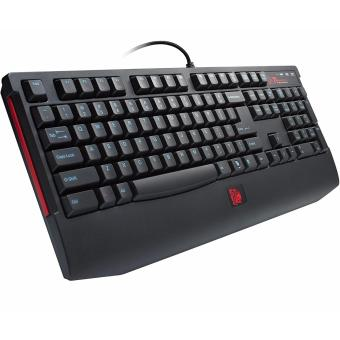 Tt eSPORTS KNUCKER Plunger Switch Gaming Keyboard