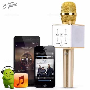 Tuxun Q7 Portable Rechargeable Wireless Bluetooth Speaker Microphone Mic - 2