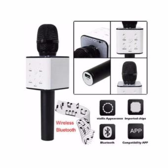 Tuxun Q7 Portable Rechargeable Wireless Bluetooth Speaker Microphone Mic