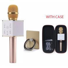 PHP 446. TUXUN Q7 Wireless KTV Karaoke Microphone Bluetooth ...