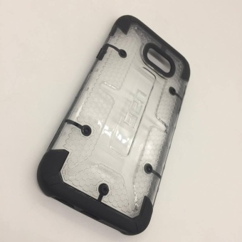 UAG Plasma Series Protective Cobalt Case for Samsung Galaxy A7 2017(Clear) - 2