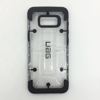 UAG Plasma Series Protective Cobalt Case for Samsung Galaxy S8 Plus(Clear)