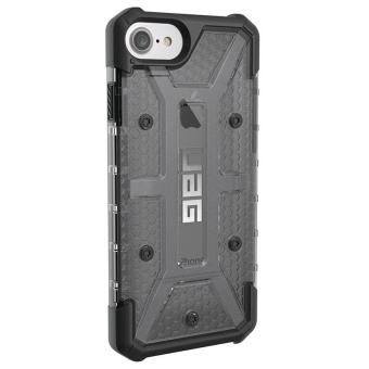 UAG Plasma Series TPU Rubber Case For Iphone 6 plus (Black) withFree Phone Ring stand