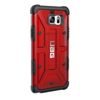 UAG Plasma Series TPU Rubber Case For Samsung Galaxy Note 5 (Red)