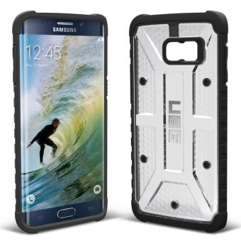 UAG Plasma Series TPU Rubber Case For Samsung Galaxy S7 Edge(Clear)